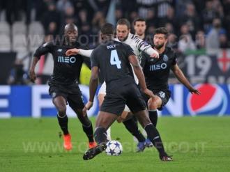 TORINO, ITALIA 14 MARZO 2017 - JUVENTUS STADIUM Champion's League 2016/2017 Quarti di finale - JUVENTUS vs. PORTO NELLA FOTO: