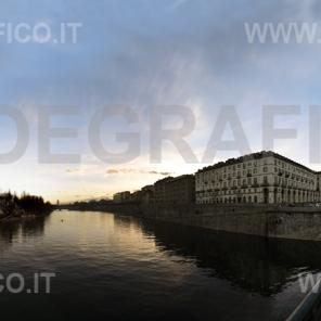 Torino, Piazza Vittorio Veneto e Gran Madre