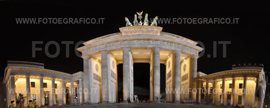 Berlino, La porta di Brandeburgo