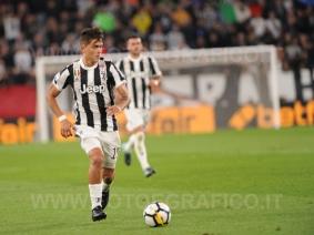 TORINO, ITALIA 20 settembre 2017 - ALLIANZ STADIUM Campionato Serie A Tim 2017/2018 4a giornata - Juventus vs. Fiorentina NELLA FOTO: Paulo Dybala