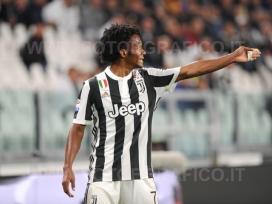 TORINO, ITALIA 20 settembre 2017 - ALLIANZ STADIUM Campionato Serie A Tim 2017/2018 4a giornata - Juventus vs. Fiorentina NELLA FOTO: Juan Cuadrado