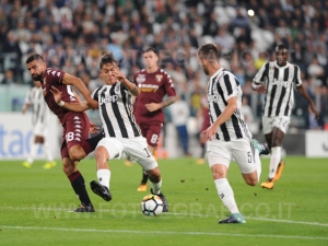 Juventus F.C vs F.C. Torino, 23.09.2017