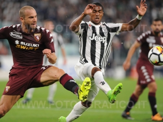 September 23, 2017 in Turin - Allianz Stadium Soccer match Juventus F.C. vs F.C. TORINO In picture: